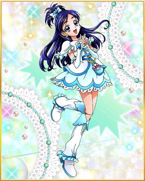 Tags: Anime, Futari wa Precure, Precure Tsunagaru Puzzlun, Cure White, Yukishiro Honoka