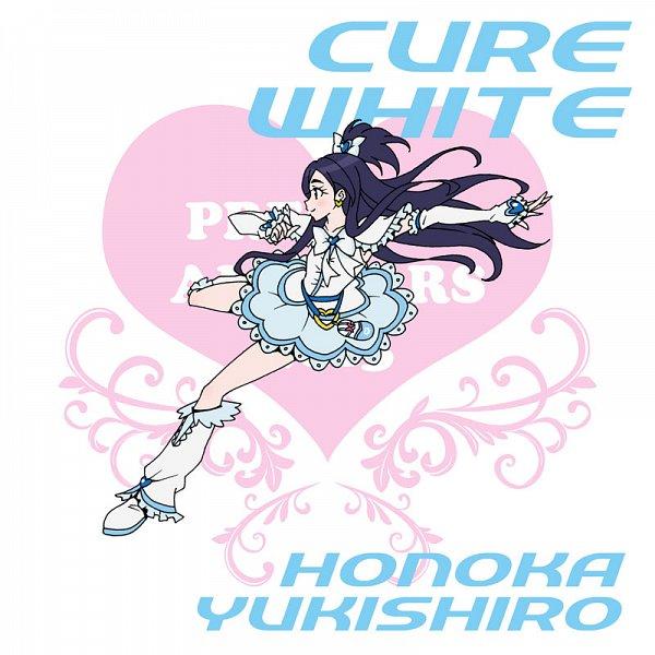 Tags: Anime, Eunos, Futari wa Precure, Yukishiro Honoka, Cure White, Fanart From Pixiv, Fanart, Pixiv