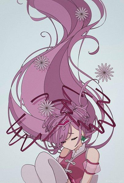 Tags: Anime, HUGtto! Precure, Nono Hana, Cure Yell, Artist Request
