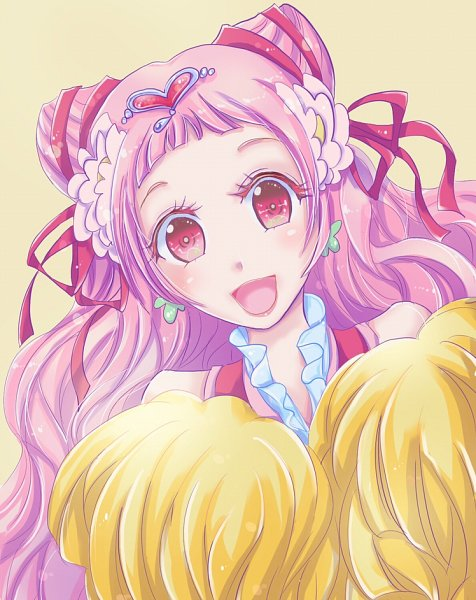 Tags: Anime, Pixiv Id 2318631, HUGtto! Precure, Nono Hana, Cure Yell, Fanart From Pixiv, Pixiv, Fanart