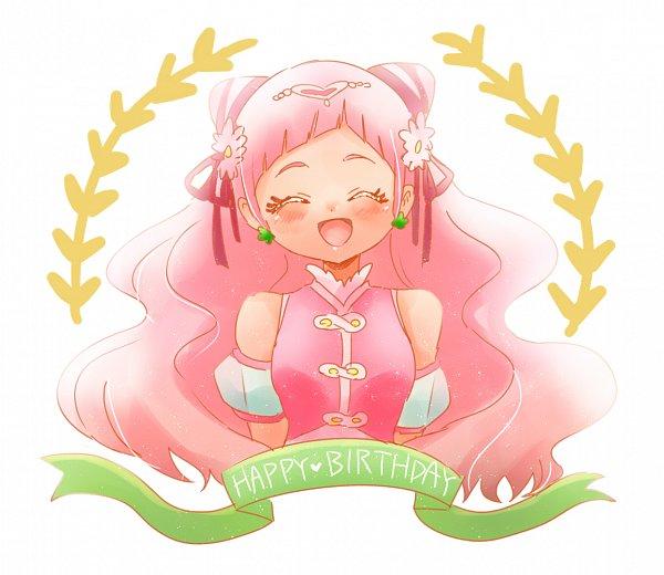 Tags: Anime, Pixiv Id 1706251, HUGtto! Precure, Cure Yell, Nono Hana, Fanart From Pixiv, Pixiv, Fanart, Twitter