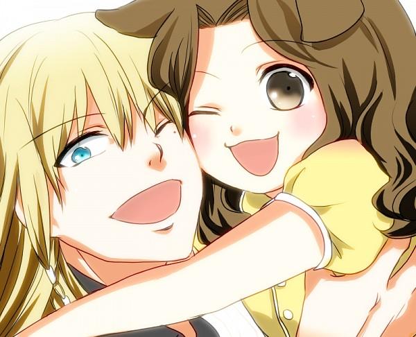 Tags: Anime, Pixiv Id 4739730, Cuticle Tantei Inaba, Ogata Yuzuki, Stella (Cuticle Detective), Fanart From Pixiv, Pixiv, Fanart