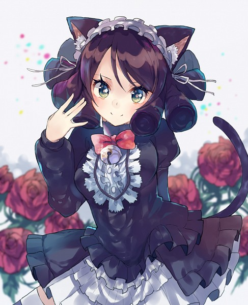 Tags: Anime, Pixiv Id 1078984, Show by Rock!!, Cyan (Show by Rock!!), Pixiv, Fanart, Fanart From Pixiv, PNG Conversion