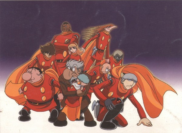 Tags: Anime, Cyborg 009, Pyunma, Ivan Whisky, Great Britain (Cyborg 009), Chang Changku, Joe Shimamura, Geronimo Junior, Albert Heinrich, Françoise Arnoul, Jet Link, Isaac Gilmore, Gun Holsters