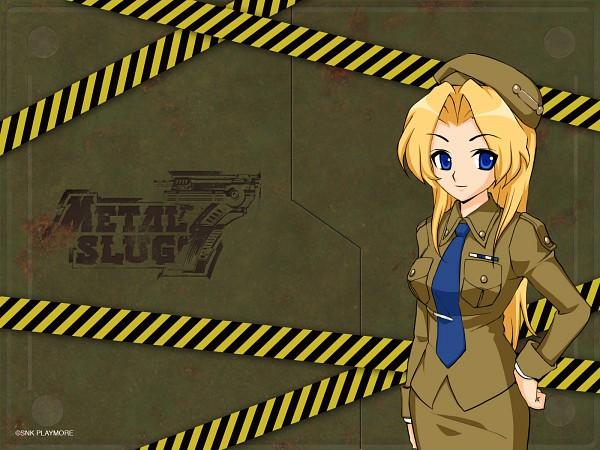 Tags: Anime, SNK Playmore, Metal Slug, Cynthia (Metal Slug), Wallpaper