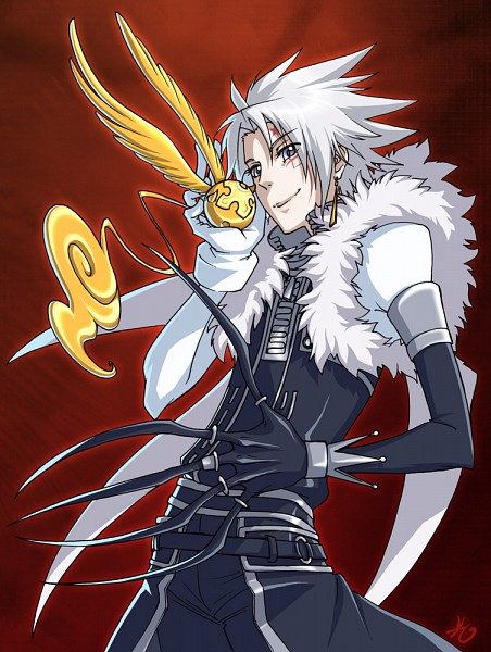 Tags: Anime, D.Gray-man, Timcanpy, Allen Walker