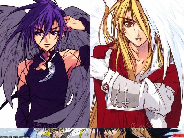 Tags: Anime, D.N.Angel, Dark Mousy, Krad