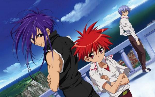 Tags: Anime, D.N.Angel, Niwa Daisuke, Dark Mousy, Hiwatari Satoshi