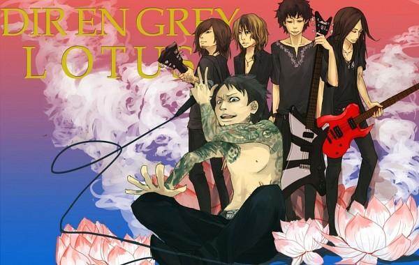 DIR EN GREY - J-Rock
