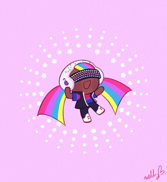 DJ Cookie - Cookie Run: OvenBreak