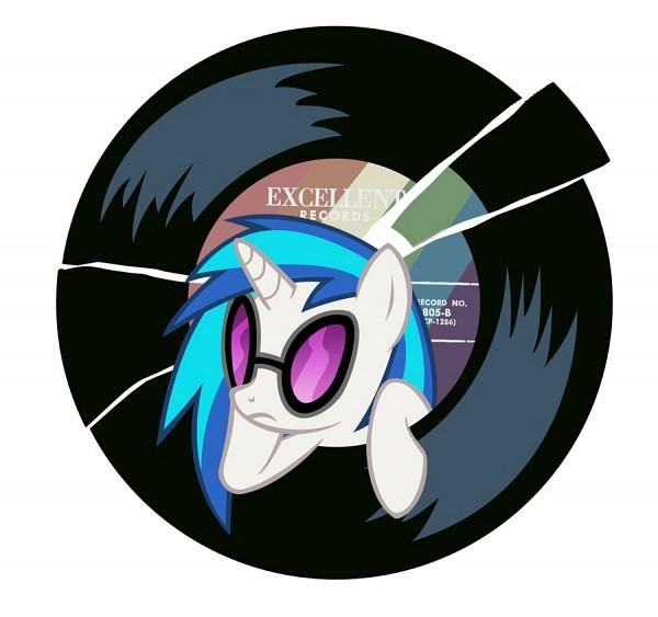 Tags: Anime, Ns4j19y, My Little Pony, DJ Pon-3, deviantART, Fanart, Fanart From DeviantART