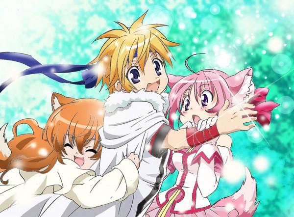 Tags: Anime, Pixiv Id 1631027, DOG DAYS, Millhiore Firianno Biscotti, Izumi Cinque, Ricotta Elmar