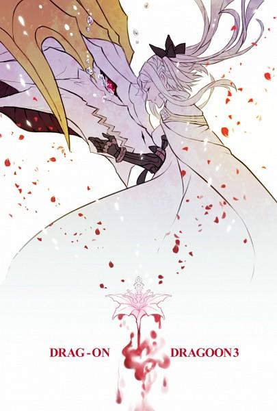 Tags: Anime, Shinzui, SQUARE ENIX, DRAG-ON DRAGOON, Mikhail, Zero (Drag-on Dragoon), Pixiv, Fanart From Pixiv, PNG Conversion, Fanart, Mobile Wallpaper