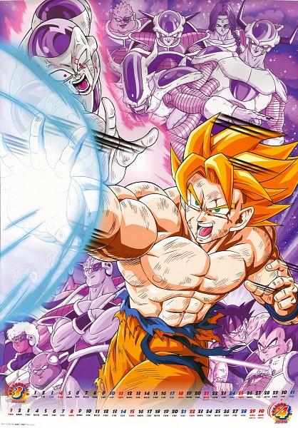 Tags: Anime, DRAGON BALL, DRAGON BALL Z, Burter, Captain Ginyu, Zarbon, Recoome, Bardock (DRAGON BALL), Vegeta, Guldo, Jeice, Son Goku (DRAGON BALL), Dodoria