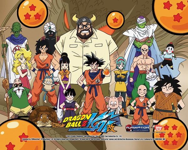 Tags: Anime, Toei Animation, DRAGON BALL, DRAGON BALL Z, Son Goku (DRAGON BALL), Lunch (DRAGON BALL), Krillin, Puar, Ten Shin Han, Son Gohan, Yajirobe, Chi-Chi, Master Roshi