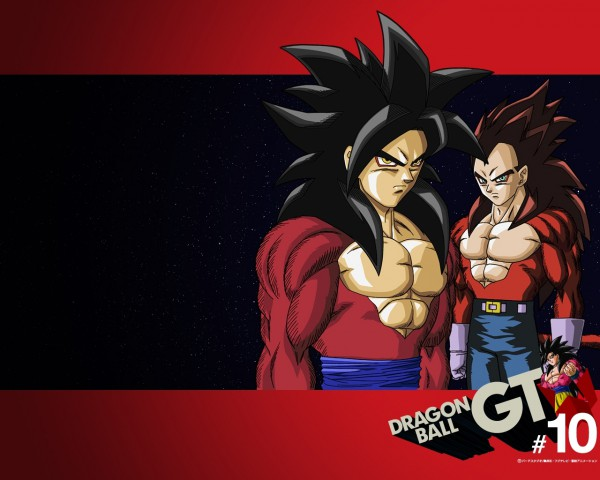 Tags: Anime, Toriyama Akira, DRAGON BALL, DRAGON BALL GT, Son Goku (DRAGON BALL), Vegeta, Wallpaper