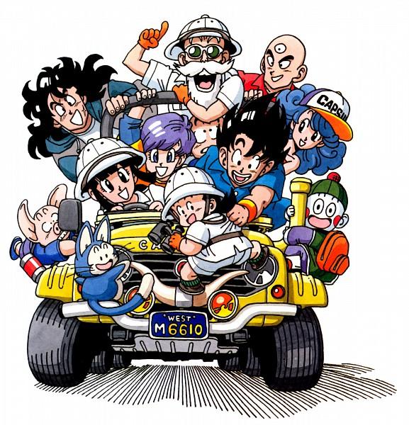 Tags: Anime, Toriyama Akira, Toei Animation, DRAGON BALL, Puar, Son Goku (DRAGON BALL), Lunch (DRAGON BALL), Krillin, Ten Shin Han, Oolong, Chi-Chi, Son Gohan, Chaozu