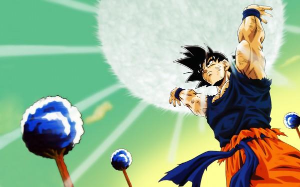 Tags: Anime, Toriyama Akira, DRAGON BALL, DRAGON BALL Z, Son Goku (DRAGON BALL), Wallpaper