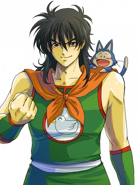 Tags: Anime, Tsukasa (Mooncry), DRAGON BALL, Puar, Yamcha (DRAGON BALL)