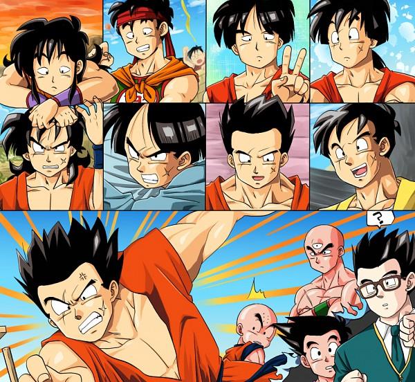 Tags: Anime, Petagon, DRAGON BALL, DRAGON BALL Z, Ten Shin Han, Krillin, Yamcha (DRAGON BALL)