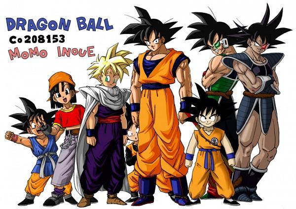 Tags: Anime, DRAGON BALL, DRAGON BALL GT, DRAGON BALL Z, Bardock (DRAGON BALL), Pan (DRAGON BALL), Son Gohan, Son Goten, Turles, Son Goku (DRAGON BALL)