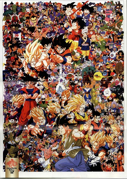 Tags: Anime, Toriyama Akira, DRAGON BALL, Dragon Ball Z: Bojack Unbound, DRAGON BALL Z, Zangya, Piccolo, Android 18, Gotenks, Android 16, Majin Buu, Son Goku (DRAGON BALL), Saibamen