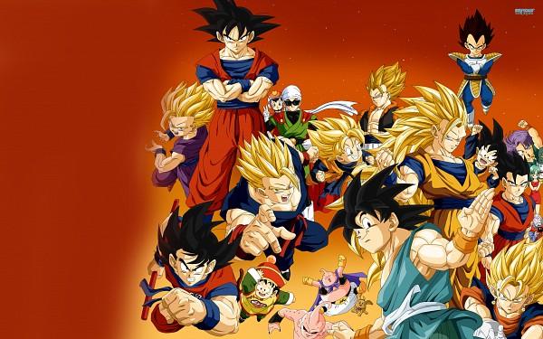 Tags: Anime, Toei Animation, DRAGON BALL, DRAGON BALL GT, DRAGON BALL Z, Majin Buu, Bulma Briefs, Son Goku (DRAGON BALL), Gogeta, Vegeta, Videl, Son Gohan, Trunks Briefs