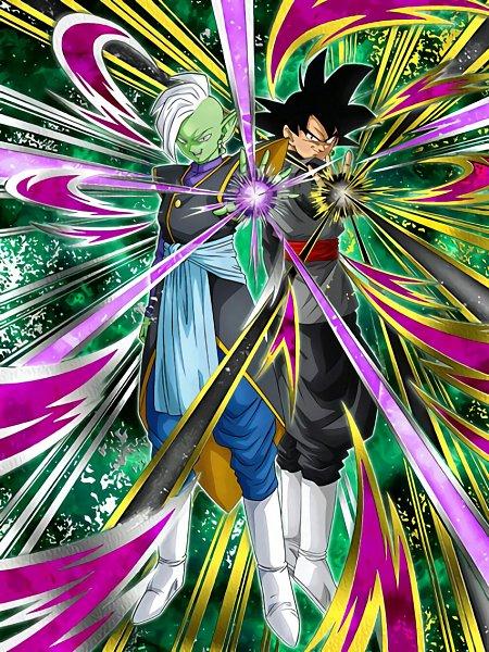 Tags: Anime, DRAGON BALL SUPER, Zamasu, Black Goku