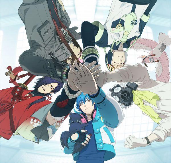 Tags: Anime, Honya Lala, Nitro+CHiRAL, DRAMAtical Murder, Clear (DMMd), Mink (DMMd), Beni (DMMd), Noiz (DMMd), Tori (DMMd), Seragaki Aoba, Ren (DMMd), Koujaku, Cockatoo