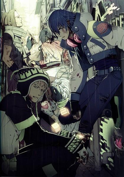 DRAMAtical Murder - Nitro+CHiRAL