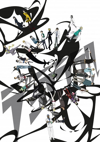 Tags: Anime, Pixiv Id 5474262, DURARARA!!, Baccano!, Kishitani Shingen, Miria Harvent, Karisawa Erika, Simon Brezhnev, Kanra, Kishitani Shinra, Ryuugamine Mikado, Tanaka Tom, Kadota Kyouhei