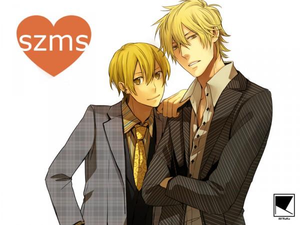 Tags: Anime, DURARARA!!, Heiwajima Shizuo, Kida Masaomi