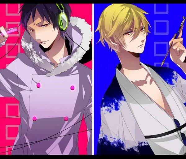 Tags: Anime, DURARARA!!, Heiwajima Shizuo, Tsugaru, Orihara Izaya, Psyche, Psychedelic Dreams, Tsugaru Kaikyo Fuyu Geshiki