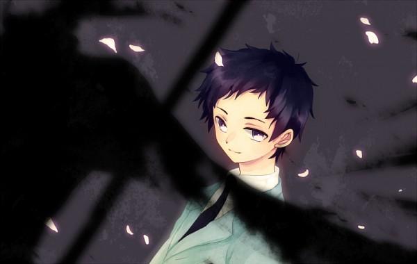 Tags: Anime, DURARARA!!, Sturluson Celty, Ryuugamine Mikado