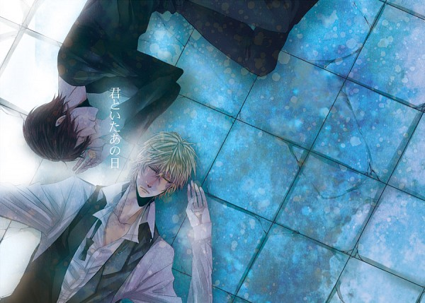 Tags: Anime, Pixiv Id 675499, DURARARA!!, Heiwajima Shizuo, Orihara Izaya