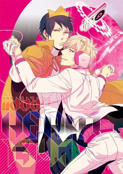 Tags: Anime, DURARARA!!, Heiwajima Shizuo, Hibiya, Orihara Izaya, Delic, Psychedelic Dreams, Subarashii Hibi