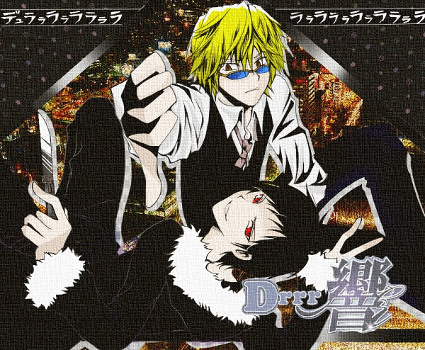 Tags: Anime, DURARARA!!, Heiwajima Shizuo, Orihara Izaya, Pixiv