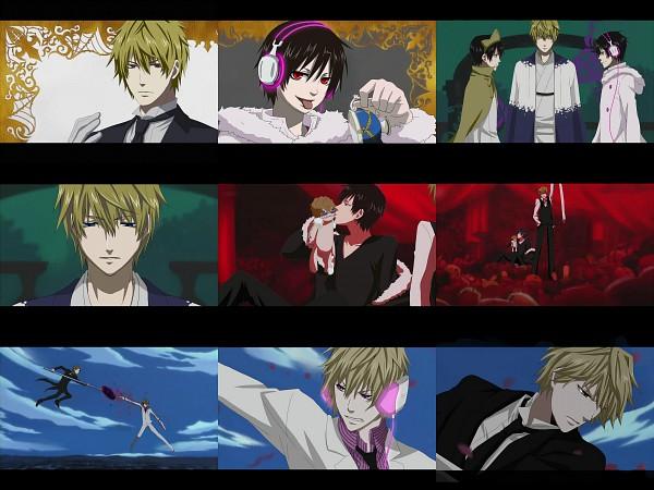 Tags: Anime, Monokuropengin, SQUARE ENIX, DURARARA!!, Tsugaru, Hibiya, Heiwajima Shizuo, Psyche, Delic, Orihara Izaya, Alois Trancy (Cosplay), Ciel Phantomhive (Cosplay), Kuroshitsuji (Parody)