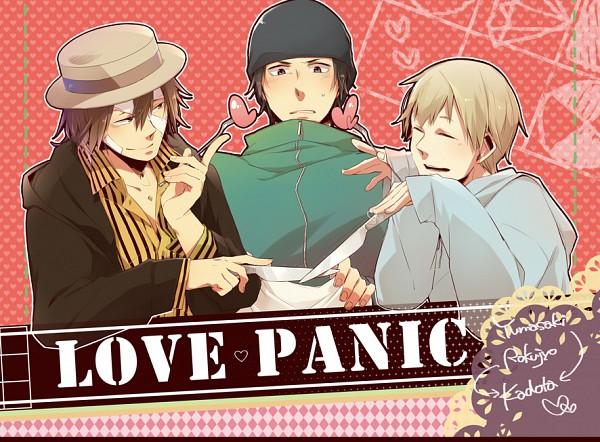 Tags: Anime, Rim2, DURARARA!!, Kadota Kyouhei, Rokujo Chikage, Yumasaki Walker