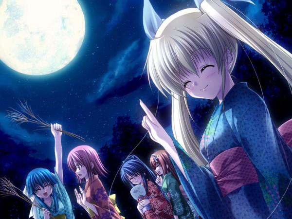 Tags: Anime, Da Capo, Yoshino Sakura, Amakase Miharu, Konomiya Tamaki, Sagisawa Misaki, Mizukoshi Moe, CG Art