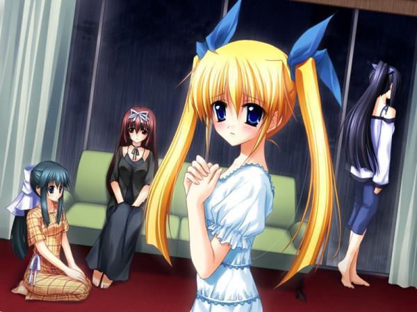 Tags: Anime, Da Capo, Mizukoshi Moe, Yoshino Sakura, Konomiya Tamaki, Sagisawa Misaki, CG Art