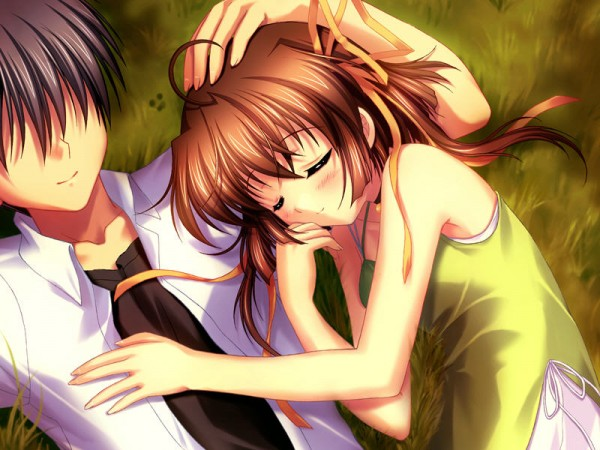 Tags: Anime, Da Capo, Asakura Nemu, CG Art