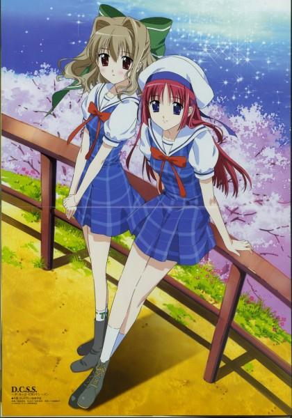 Tags: Anime, Takashina Yuka, Da Capo, Shirakawa Kotori, Aisia, Official Art