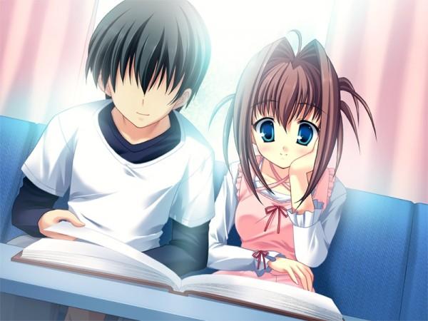 Tags: Anime, Da Capo II, Asakura Otome, Sakurai Yoshiyuki, CG Art