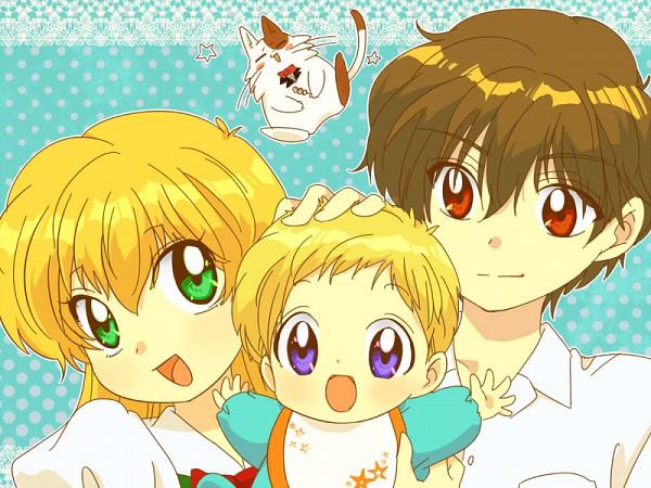 Tags: Anime, Hanayama, Daa! Daa! Daa!, Saionji Kanata, Ruu (Daa! Daa! Daa!), Wannya, Kouzuki Miyu, Fanart, Fanart From Pixiv, Pixiv