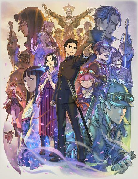 Dai Gyakuten Saiban: Naruhodou Ryuunosuke no Bouken - Capcom