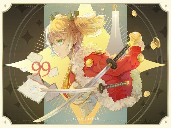 Tags: Anime, pos, Shoujo☆Kageki Revue Starlight, Daiba Nana