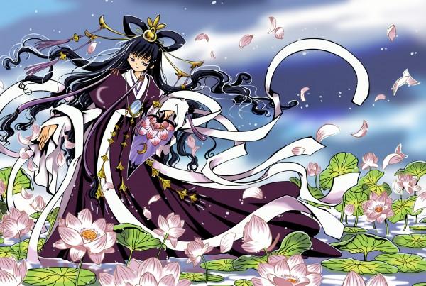 Tags: Anime, Tsubasa: RESERVoir CHRoNiCLE, Daidouji Tomoyo (TRC), Vector