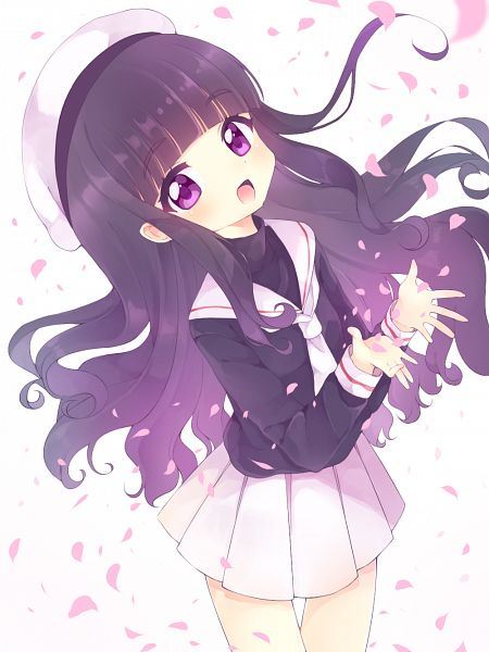 Tags: Anime, Pixiv Id 17486671, Cardcaptor Sakura, Daidouji Tomoyo
