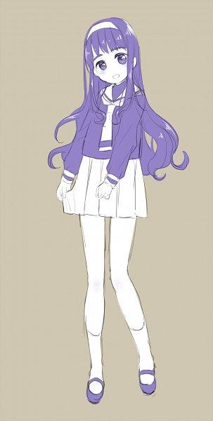 Tags: Anime, Tanu (Amatsubu Mustard), Cardcaptor Sakura, Daidouji Tomoyo, Pixiv, Fanart, Fanart From Pixiv